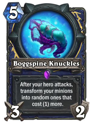 Boggspine Knuckles Card