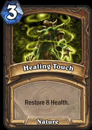Healing Touch Card