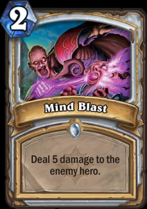 Mind Blast Card