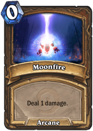 Moonfire Card
