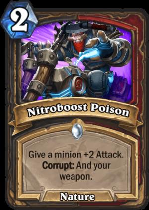 Nitroboost Poison Card