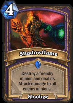 Shadowflame Card