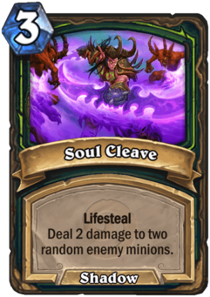 Soul Cleave Card
