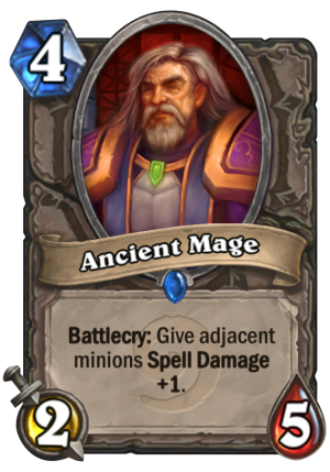 Ancient Mage Card