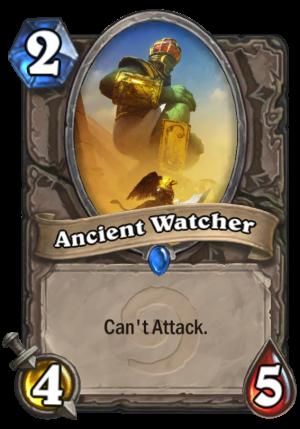 Ancient Watcher Card