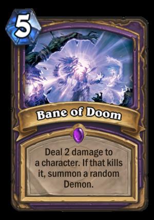 Bane of Doom Card