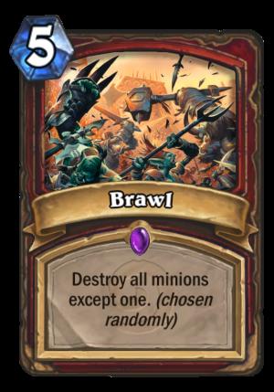 Brawl Card