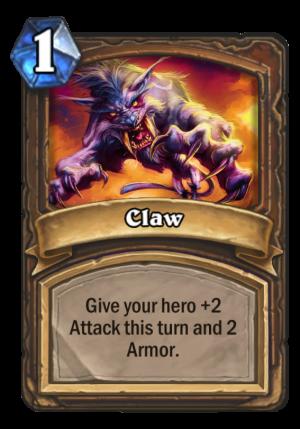 Claw Card