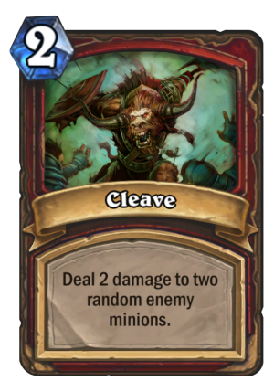 Cleave Card