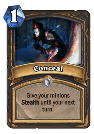Conceal Card