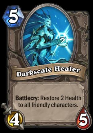 Darkscale Healer Card