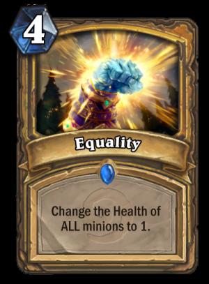 Equality Card