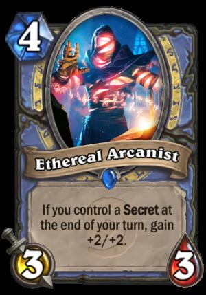 Ethereal Arcanist Card