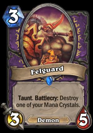 Felguard Card