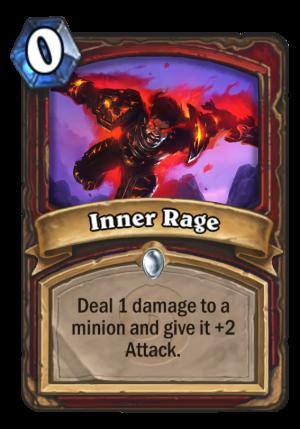 Inner Rage Card