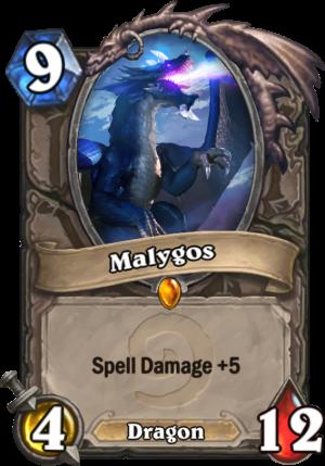 Malygos Card