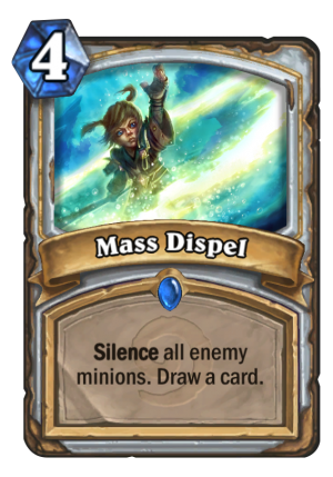 Mass Dispel Card
