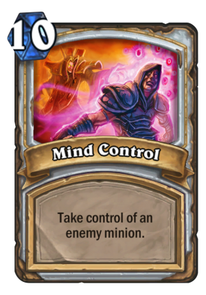 Mind Control Card