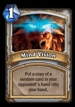 Mind Vision Card