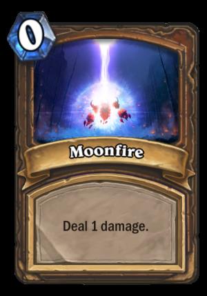 Moonfire Card