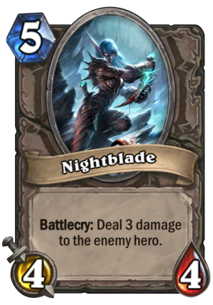 Nightblade Card