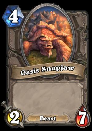 Oasis Snapjaw Card