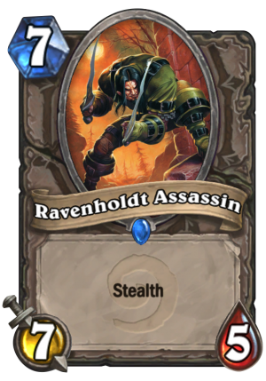 Ravenholdt Assassin Card