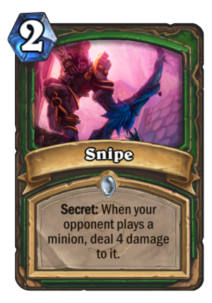Snipe Card