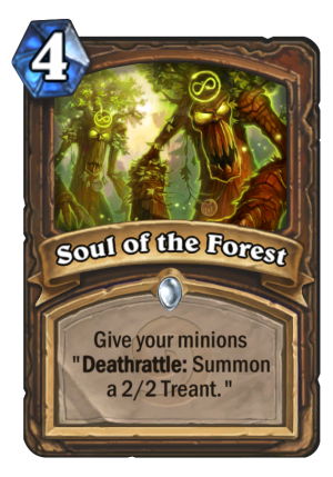 Soul of the Forest Card