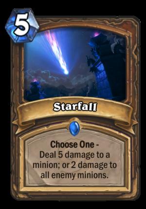 Starfall Card