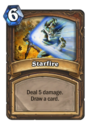 Starfire Card