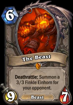 The Beast Card