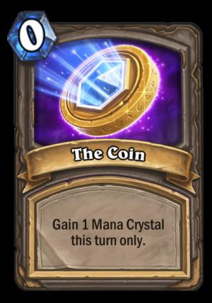 The Coin Card