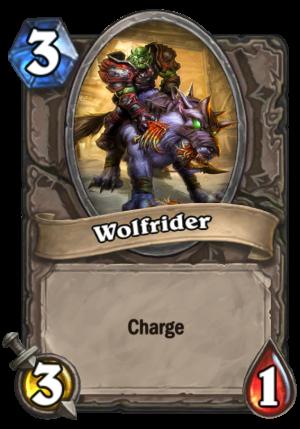 Wolfrider Card