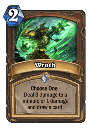 Wrath Card