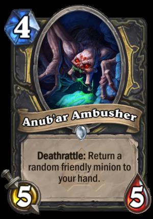 Anub'ar Ambusher Card