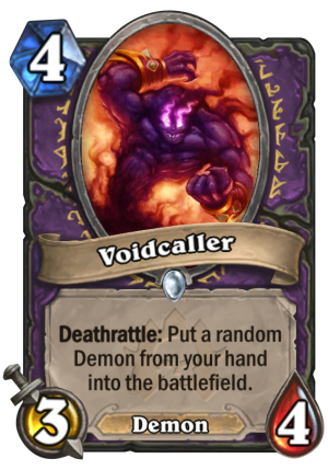 Voidcaller Card