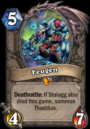 Feugen Card