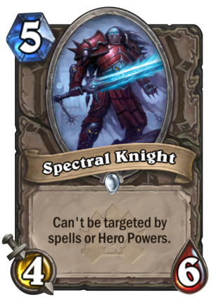 Spectral Knight Card