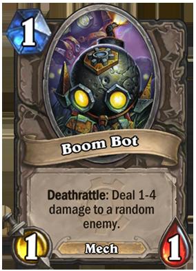 Boom Bot Card