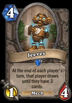 Jeeves Card