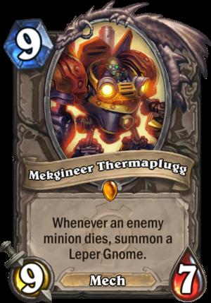 Mekgineer Thermaplugg Card