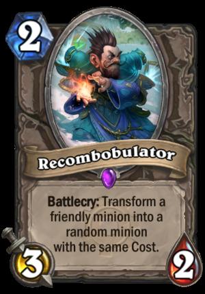 Recombobulator Card