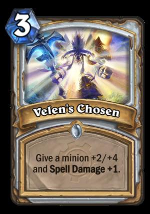 Velen's Chosen Card