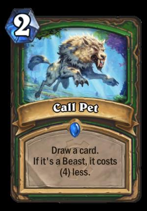 Call Pet Card