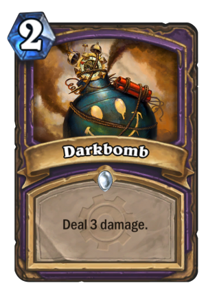 Darkbomb Card