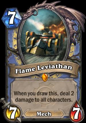 Flame Leviathan Card