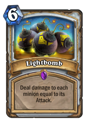Lightbomb Card