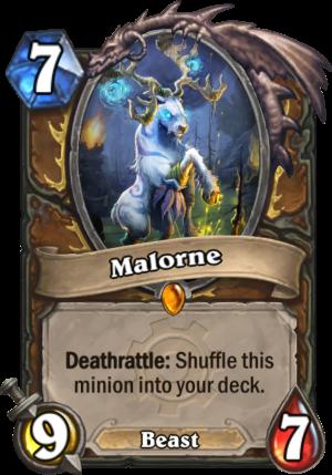 Malorne Card