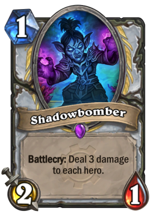 Shadowbomber Card